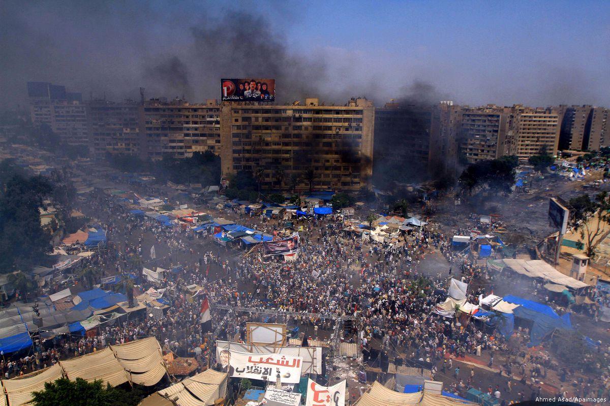 Il Massacro di Rabaa al Adawiya