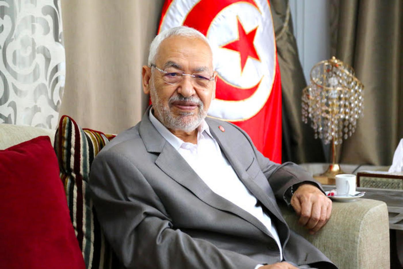 Rashid Ghannushi